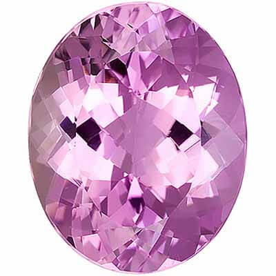 Kunzite rose intense