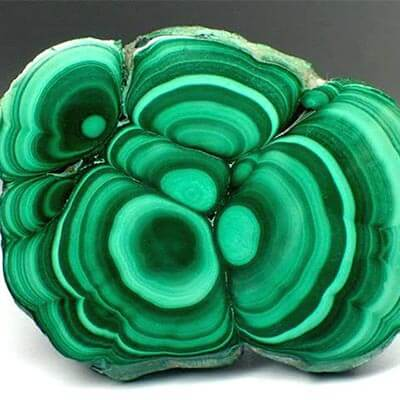 Exemple de malachite