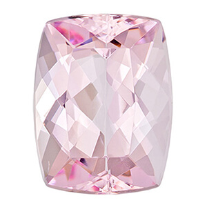 Morganite rose